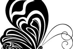 Бабочка, дизайн #08809