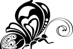 Бабочка, дизайн #08810
