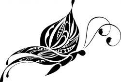 Бабочка, дизайн #08811