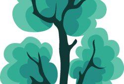 Дерево, дизайн #08814