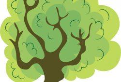 Дерево, дизайн #08815