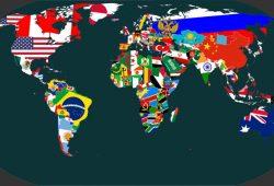 Флаги мира, дизайн #08850
