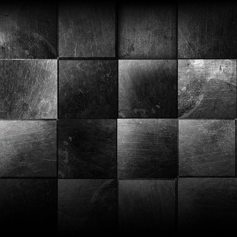 Рольшторы Черные квадраты, дизайн #08864