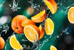 Апельсины, дизайн #08867
