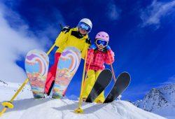 Лыжи, дизайн #08875