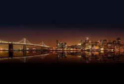 Огни ночного города, дизайн #08885