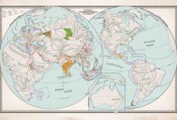 Карта, дизайн #09196