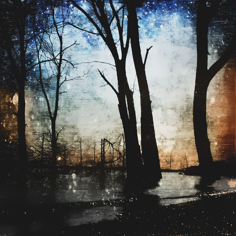 Фотообои под заказ Осень, дизайн #09209