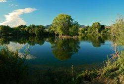 Озеро, дизайн #09218