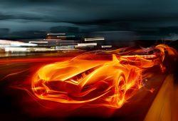 Огонь, дизайн #09242
