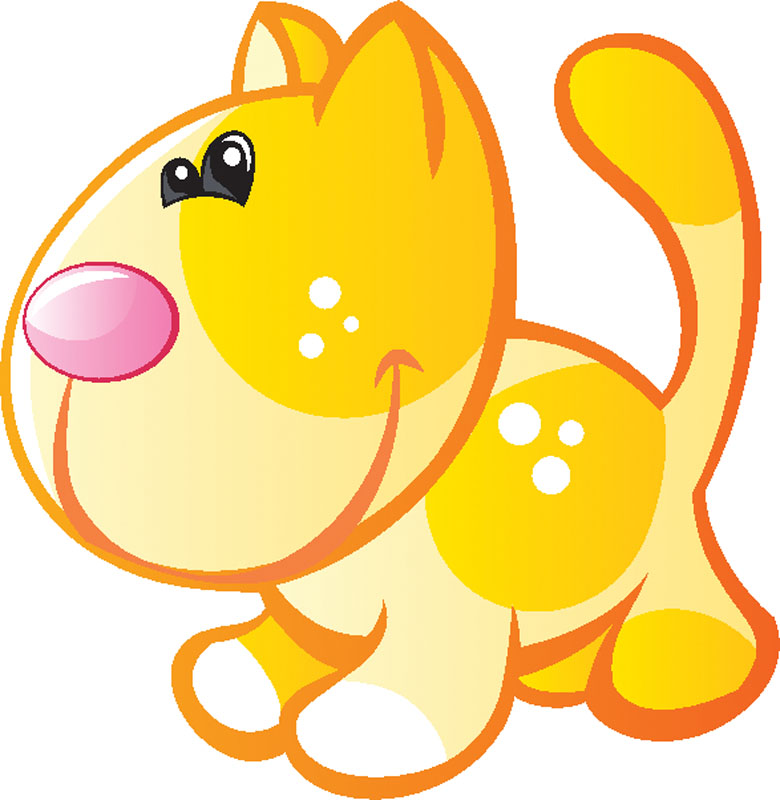 Наклейки Кот, дизайн #09288